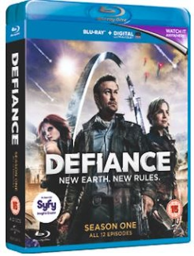 Defiance - Season 1 (Blu-ray) (Import)
