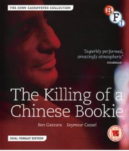 Killing of a Chinese Bookie (Blu-ray + DVD) (Import)
