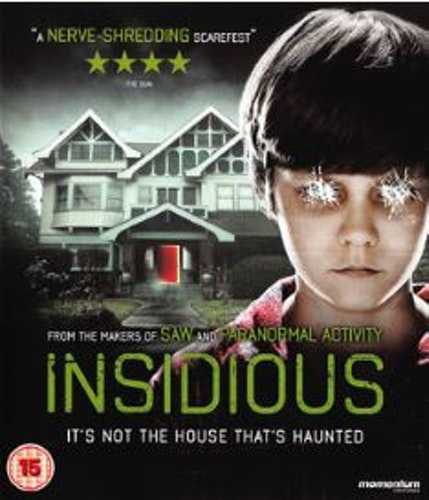 Insidious 1 (Blu-ray) (Import)