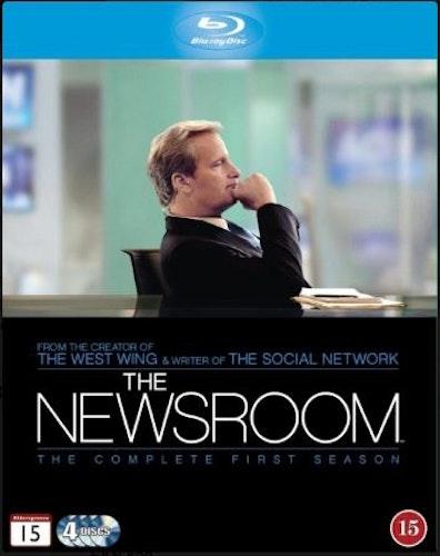 The Newsroom - Säsong 1 (Blu-ray)