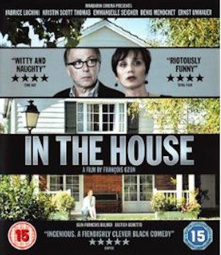 In the House (Blu-ray) (Import)