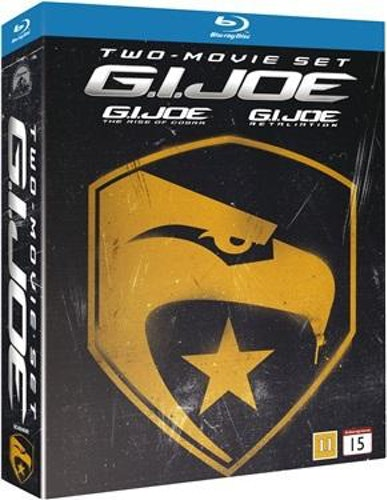 G.I. Joe 1 & 2 Collection (Blu-ray) (2-disc)