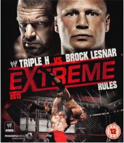 WWE - Extreme Rules 2013 Blu-Ray (import)