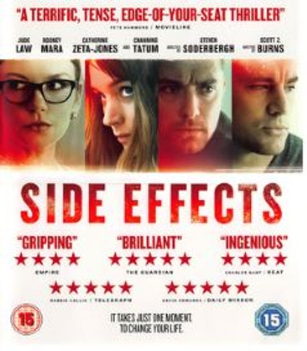 Side Effects (Blu-ray) (Import)