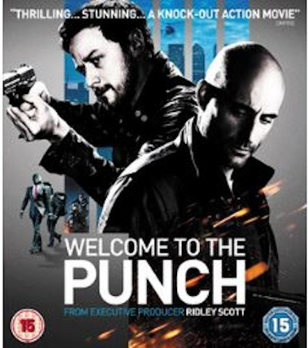 Welcome to the Punch (Blu-ray) (Import)