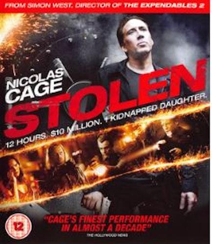 Stolen (Blu-ray) (Import)