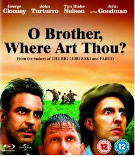 O Brother, Where Art Thou? (Blu-ray) (Import)