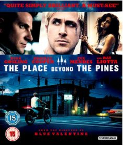 The Place Beyond the Pines (Blu-ray) (Import)