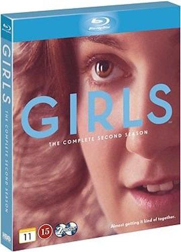 Girls - Säsong 2 (Blu-ray)