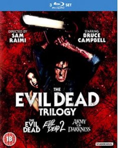Evil Dead - Trilogy (3-disc) (Blu-ray) (Import)