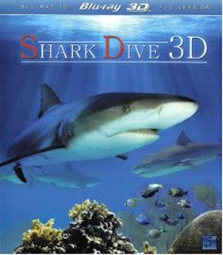 Shark Dive 3D Blu-Ray (import)
