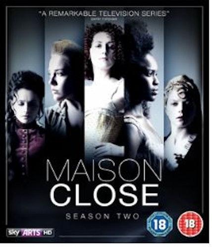 Maison Close - Season 2 (Blu-ray) (Import)