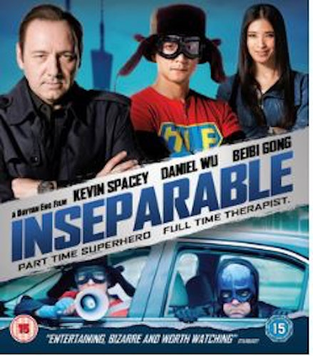 Inseparable bluray (import)