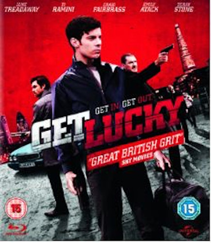 Get Lucky (Blu-ray) import