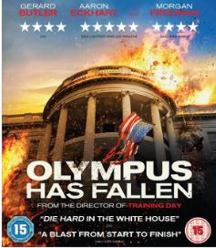 Olympus has fallen (Blu-ray) (Import)