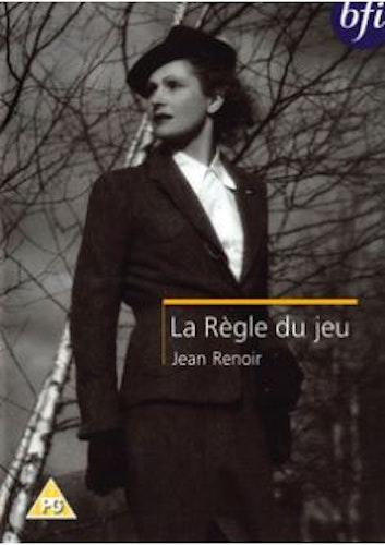 La Regle Du Jeu DVD (import) från 1939