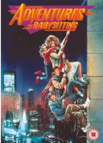 Adventures In Babysitting DVD (import)