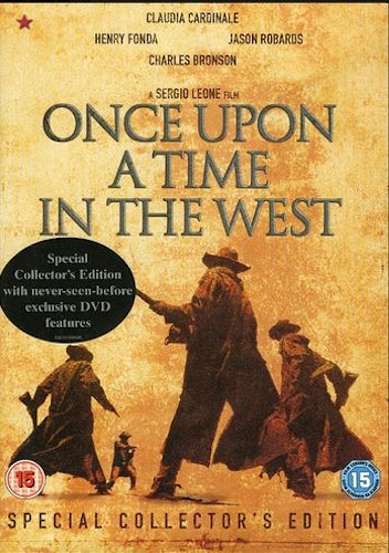 Once Upon A Time In The West DVD (2-disc)