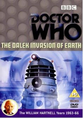 Doctor Who - The Dalek Invasion Of Earth DVD (import) från 1964