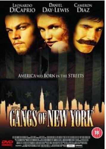 Gangs of New York DVD (Import)