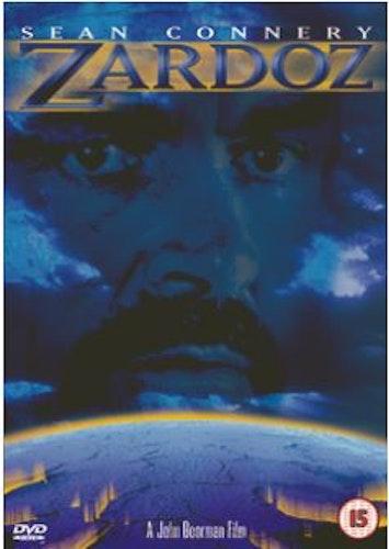 Zardoz DVD (Import Sv.Text) från 1974