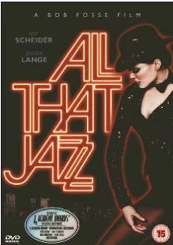 All That Jazz DVD (import med svensk text)