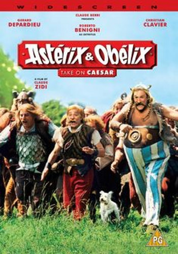 Asterix & Obelix - Take On Caesar DVD (import)