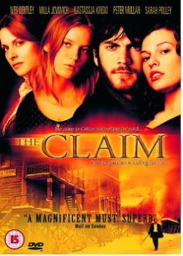 The Claim DVD (Import)
