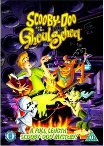 Scooby-Doo - And The Ghoul School DVD (import)