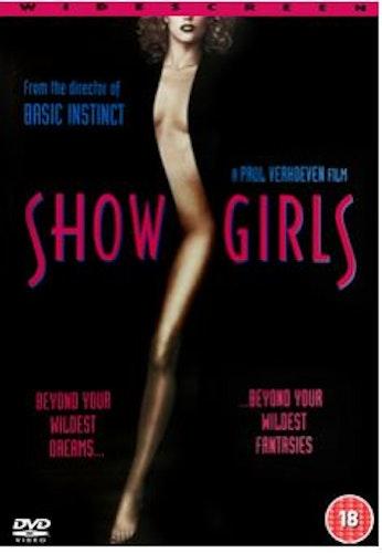 Showgirls DVD (Import)