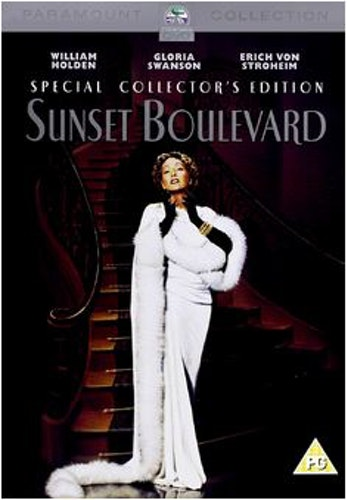 Sunset Boulevard DVD (Import Sv.Text) från 1950