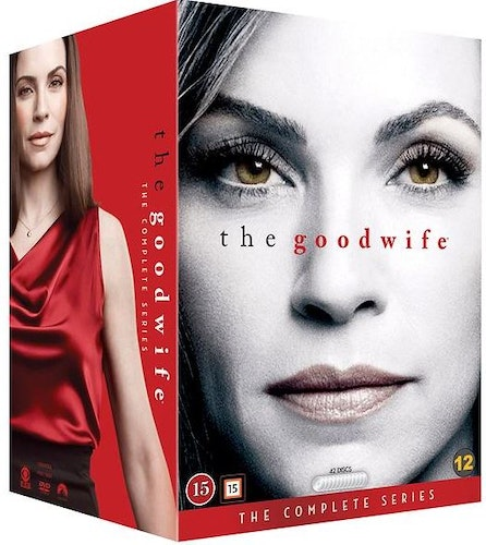 The Good Wife - The Complete Series (säsong 1-7) DVD