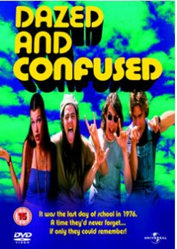 Dazed and confused DVD (Import Sv.Text)