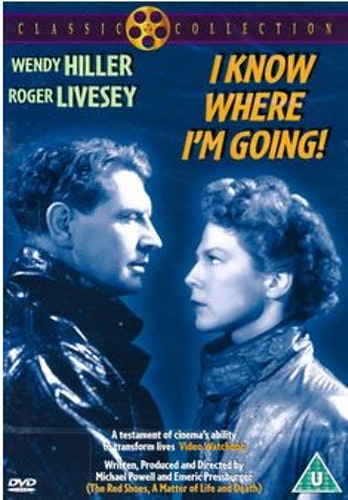I Know Where I'm Going! DVD (Import) från 1945