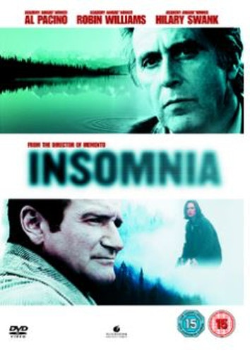 Insomnia DVD (Import Sv.Text)