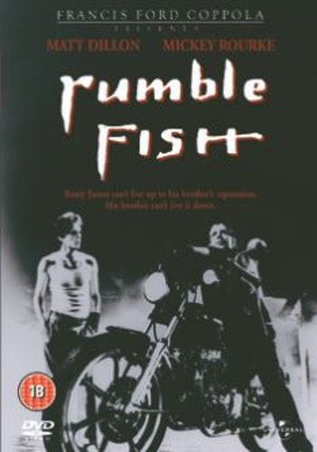 Rumble Fish DVD (Import)