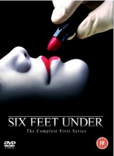 Six feet under - Säsong 1 DVD-Box (Import)