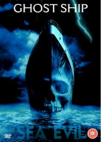 Ghost ship DVD (Import)
