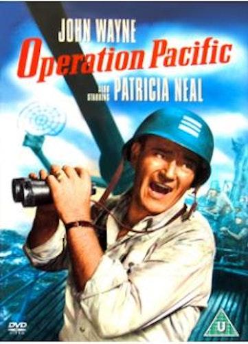 Operation Stilla havet/Operation Pacific DVD (Import) från 1951