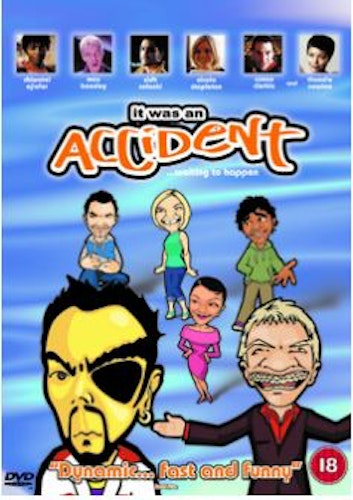 It Was An Accident DVD (import)