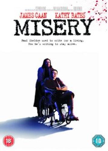 Misery DVD (Import Sv.Text)