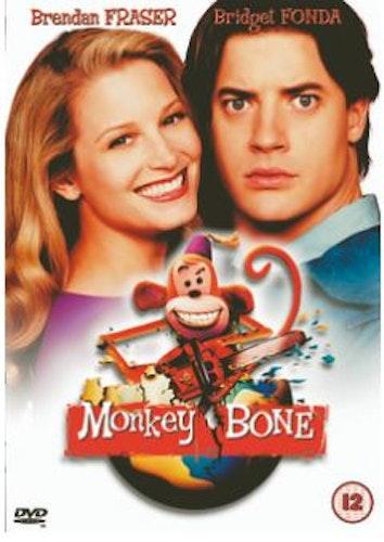 Monkey bone DVD (Import Sv.Text)