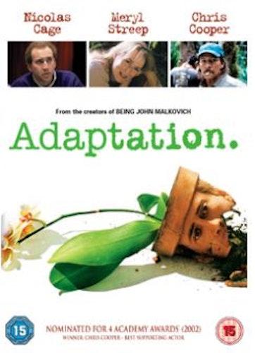 Adaptation DVD (Import)