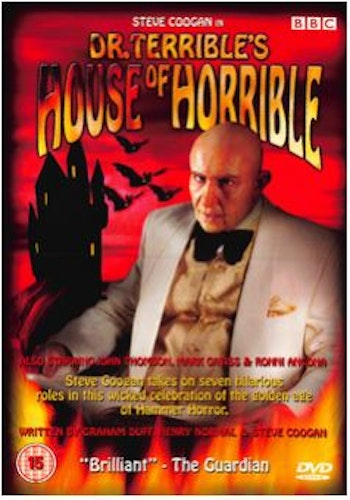 Dr Terribles House Of Horrible DVD (import)