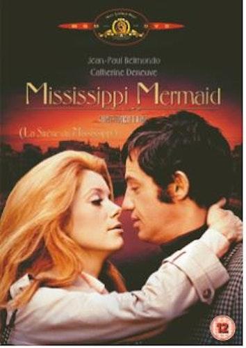 Mississippi mermaid (La Sirène du Mississippi) DVD (Import) från 1969