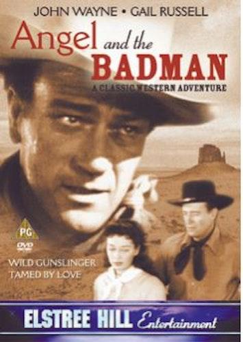 Ängeln och den laglöse/Angel and the Badman DVD (Import) från 1947