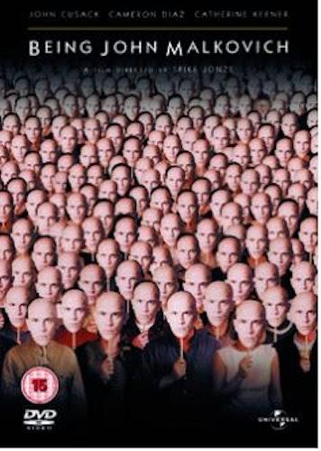 I huvudet på John Malkovich DVD (Import)