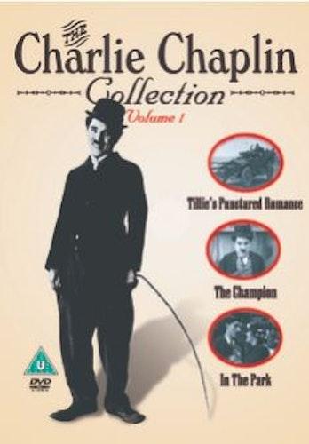 Charlie Chaplin Collection - Volume 1 DVD (import)
