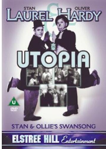 Helan & Halvan/Laurel & Hardy - Utopia DVD (Import)