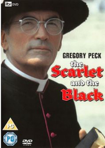 The Scarlet and the Black DVD (Import)